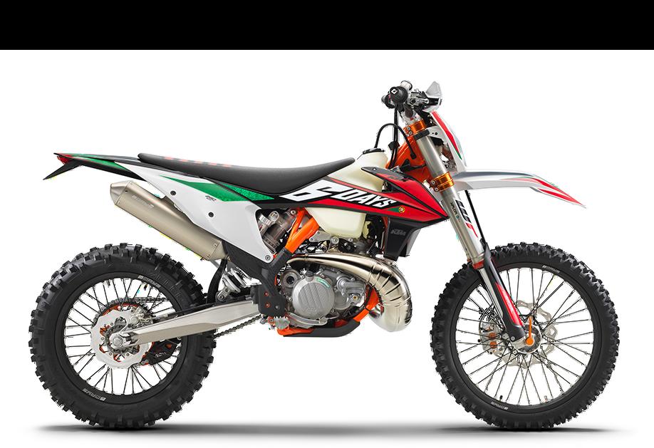 KTM BALI 250 EXC Six Days TPI 2020