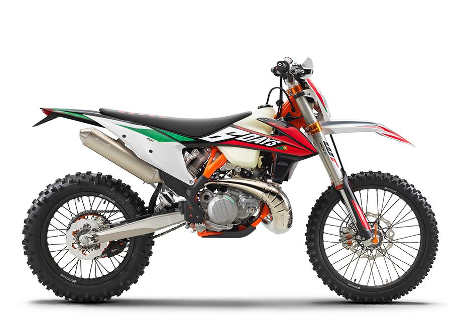 KTM BALI 300 EXC TPI SIX DAYS 2020