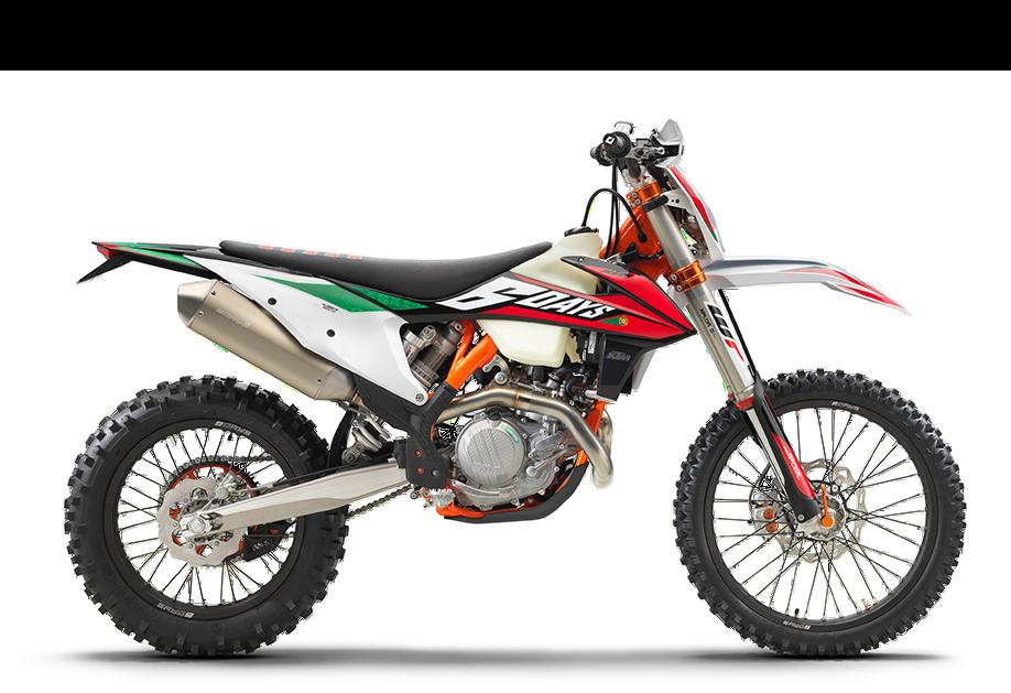 KTM BALI 450 EXC-F Six Days 2020