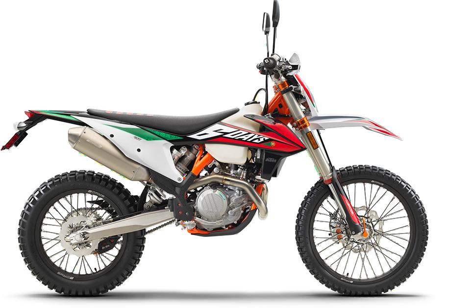 KTM BALI 500 EXC-F Six Days 2020