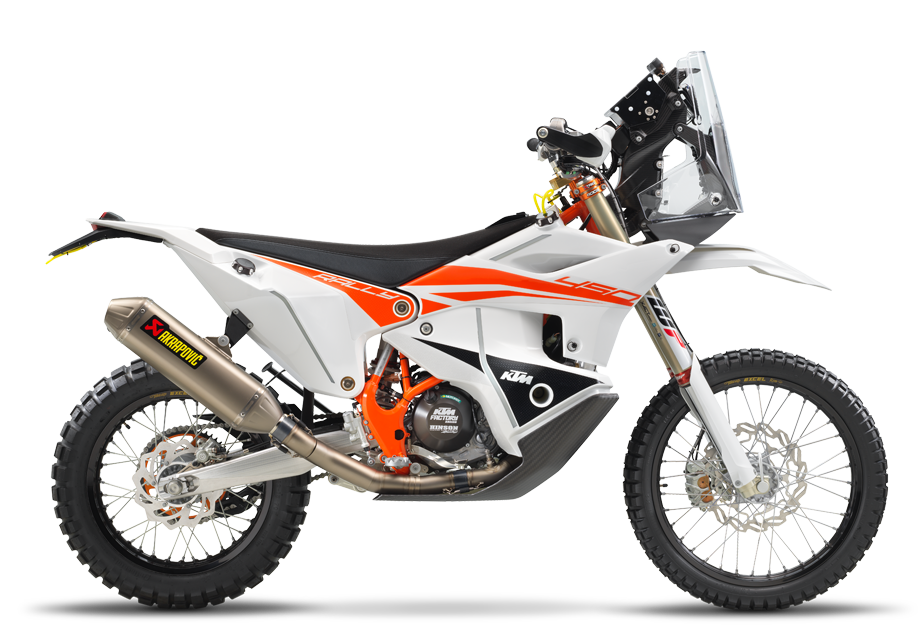 KTM BALI 450 RALLY Factory Replica 2019