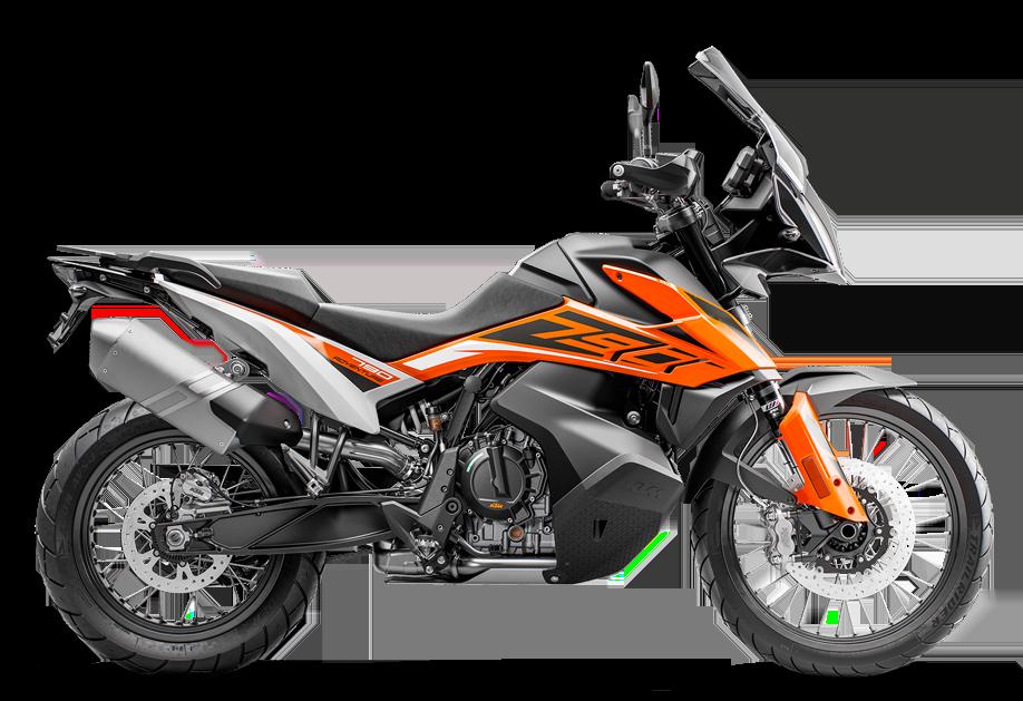 KTM BALI 790 Adventure 2020
